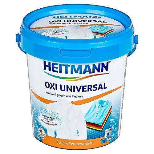 Heitmann Oxi Multi Fleckenentferner: Universal Fleckenlöser für...
