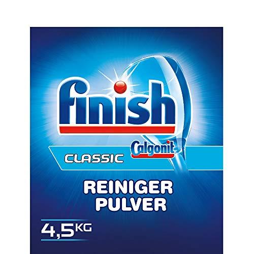 Finish Classic Reiniger-Pulver, phosphatfrei – Geschirrreiniger...