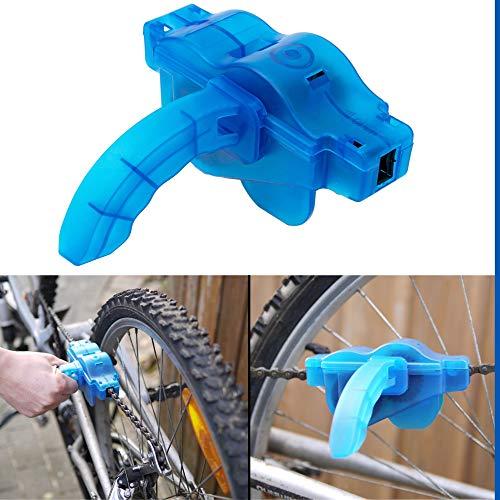 Fahrradkettenreinigungsgerät mit Haltegriff, zur regelmäßigen...