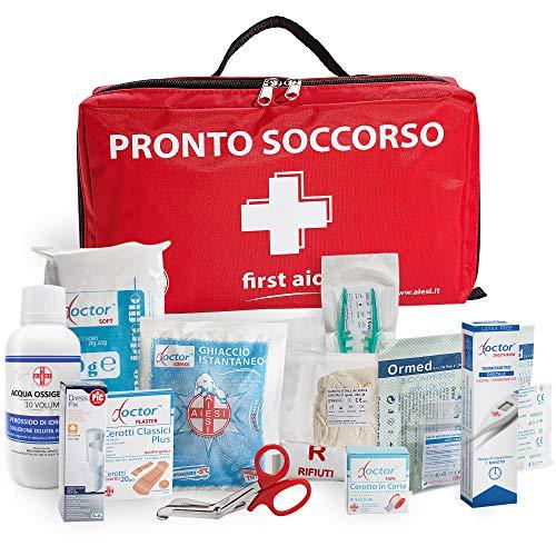 AIESI® Erste Hilfe Set Professionell für home wandern reisen boot...