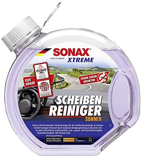 SONAX XTREME ScheibenReiniger Sommer gebrauchsfertig (3 Liter) extrem...