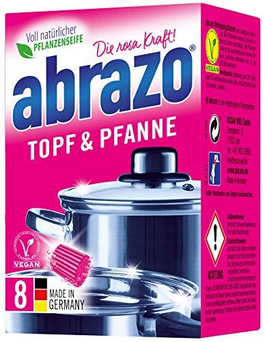abrazo Topf & Pfanne Reinigungskissen antibakteriell...