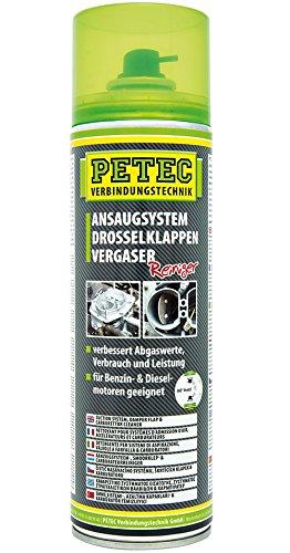 PETEC 72450 AGR Ventil Reiniger Drosselklappenreiniger...