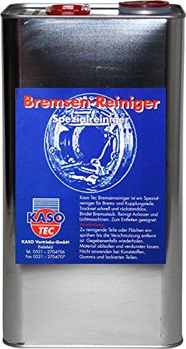 KASOTEC Bremsenreiniger Bremsen Reiniger Entfetter Montagereiniger 5L...