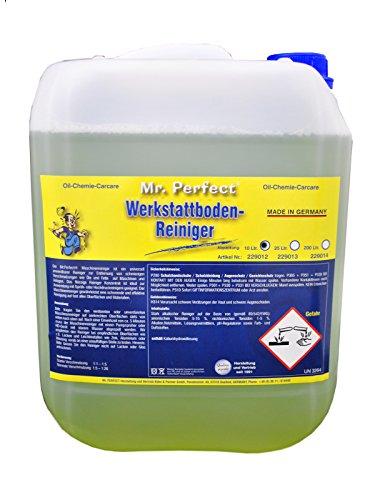 Mr. Perfect® Werkstattreiniger Konzentrat, 10 Liter -...