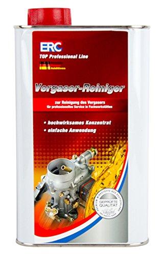 1 X 1L ERC Vergaser Reiniger zur Anwendung in professionellen...
