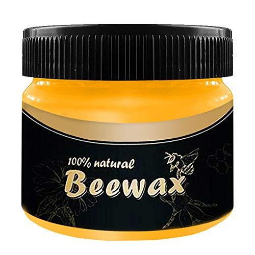Holzgewürz Bienenwachs, ZoneYan Poliert Beewax, Möbelpflege Holz...