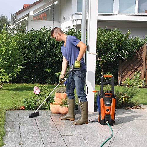 Hochdruckschrubber - Flächenreiniger - Terrassenreiniger -...