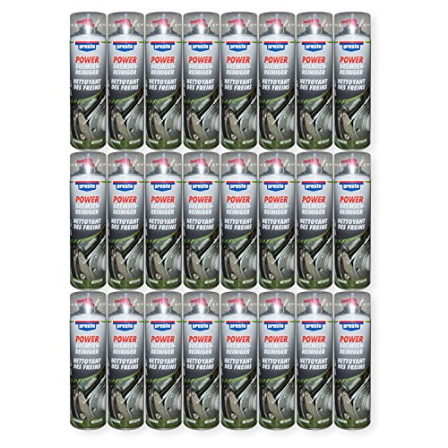 PRESTO_bundle 24x Presto Power Bremsenreiniger Spraydose 500ml 315541